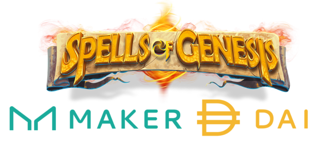 Spells of Genesis joining Maker's Dai Gaming Initiative